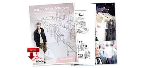 Retail lighting solutions Fagerhult