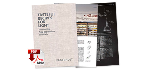 Tasteful recipes for light
