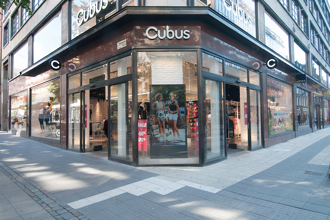 Cubus fagerhult france