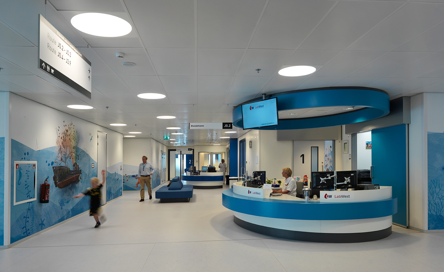 Haga teaching hospital   fagerhult (norge)