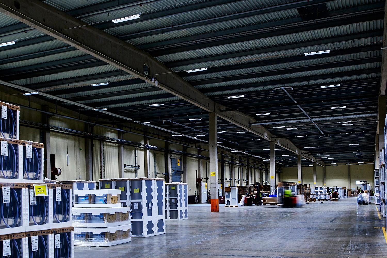 ikea warehouse fagerhult sverige